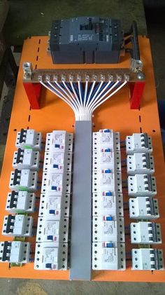 C&H Landscaping Bloomington Indiana Product Electrical Panel Wiring, Electrical Circuit Diagram, Electrical Plan, Electrical Projects, Electrical Installation, Solar Panel Installation, Solar Panel Battery, Solar Panel Kits, Solar Panels