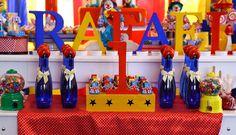Circo do Rafinha - Pri Garbino Festas