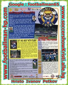 Soccer - Show - Kristi - Hristo Petkov ; www.soccershowKristi.alle.bg ; Google - footballman65 ; Email : soccershow@abv.bg ; Skype : footballman65 ; GSM : + 44 74 59 70 02 79 ; +359876406726