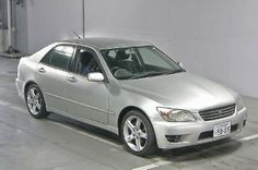 Japanese vehicles to the world: 1999 Toyota Altezza AS200 for Zambia to Dar es sal...
