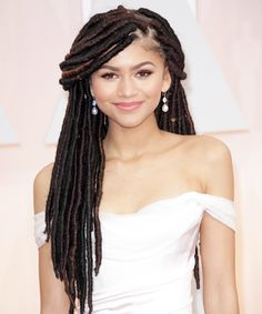 Zendaya responds to rude comments about her hair on the red carpet
