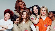 Orange is the New Black will make you want to commit a crime just so you can hang out with these women.