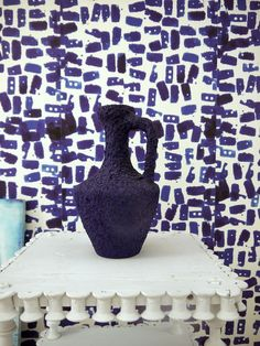 vosgesparis: NLXL Wallpaper styled by Paola Navone