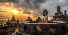 Destinasi Wisata di Yogyakarta: Candi Borobudur