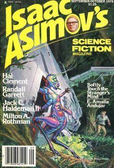 Isaac Asimov Science Fiction Magazine - September-October 1978