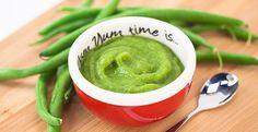 Green Beans Baby Food | Blendtec ---> http://www.blendtec.com/recipes/green_beans_baby_food