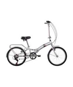 Buy Activ Fold S6 20 Inch Steel Folding Bike - Unisex at Argos.co.uk, visit Argos.co.uk to shop online for Men's and ladies' bikes