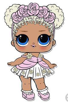 Lol Doll Coloring Pages Elegant Flower Child Series 3 L O L Surprise Doll Coloring Page. Lol Doll Cake, Doll Drawing, Doll Party, Lol Dolls, Coloring Pages For Kids, Paper Dolls, Baby Dolls, Cartoon, Children