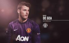 #ManchesterUnited - David De Gea Quintana #1