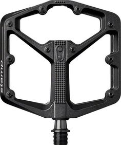 The crankbrothers Stamp 3 Large bike pedals are size-specific, elite-level platform pedals that are perfect for downhill, enduro and all-mountain riding. Custom Moped, Custom Paint Motorcycle, Custom Choppers, Motorcycle Design, Motorcycle Style, Custom Motorcycles, Custom Bikes, Triumph Chopper, Sportster Chopper