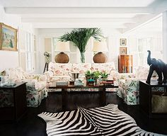The Peak of Tres Chic: Currently Coveting: Palm Leaves