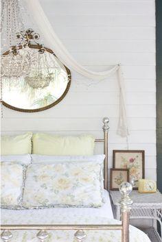 Pastel Floral Room