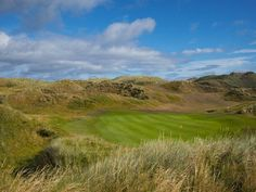 """""""I just dress up what the Good Lord provides. This is Enniscrone Golf Club, one of the courses Eddie designed Adventure Golf, Site Archéologique, Parc National, Golf Clubs, Golf Courses, Irish, Country Roads, Activities, Jouer"""