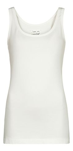 Sandwich Off White Singlet £19 at www.lbdboutique.co.uk style number 1521610393