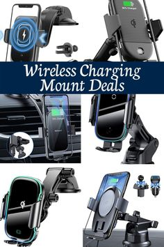 Car Phone Mount, Car Mount, Air Vent Phone Holder, Reusable Grocery Bags, Online Deals, Charger, Samsung Galaxy, Technology, Tecnologia
