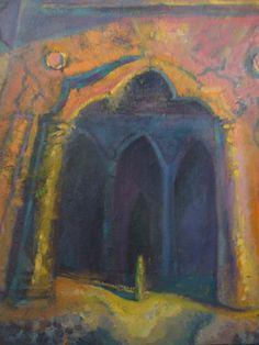 Artwork >> Vigen Sayadyan >> Arch of dead