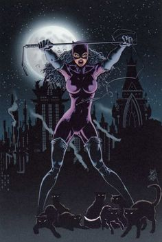 Bellechere's Jim Balent-inspired Catwoman, also from Big Wow. Description from tumblr.com. I searched for this on bing.com/images