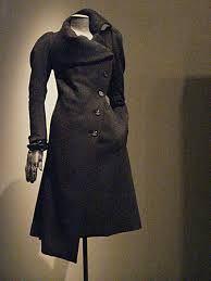 Black VW coat