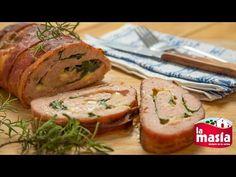 #Rollo de #carne relleno. La #receta, en nuestro blog.