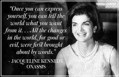 17 Quotes From Jackie Kennedy Every Woman Should Read -- womendotcom