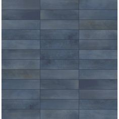 Supreme Tile Cobalto Le Leghe x Porcelain Subway Tile Ceramic Subway Tile, Glass Subway Tile, Glass Mosaic Tiles, Wall Tiles, Tile Crafts, Concrete Cement, Bathroom Flooring, Basement Bathroom, Master Bathroom
