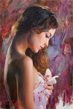 Michael and Inessa Garmash(M&I Garmash)...   Kai Fine Art