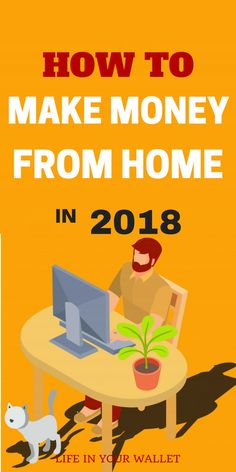 There is an enormous number of ways to make money without a 9-5 job. Whether it be at home, online, using your cellphone or laptop.