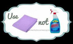 Norwex Window Cloth = Your Window Cleaner Replacement! www.JamieStevenson.norwex.biz