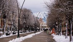 Korce - Pogradec. Albania Visit Albania, Snow, Outdoor, Beautiful, Outdoors, Outdoor Games, The Great Outdoors, Eyes, Let It Snow