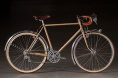 2018 NAHBS: Johnny Coast Randonneur | The Radavist