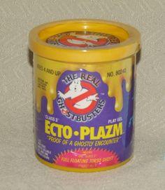 Ghostbusters Plazm Slime/ebay
