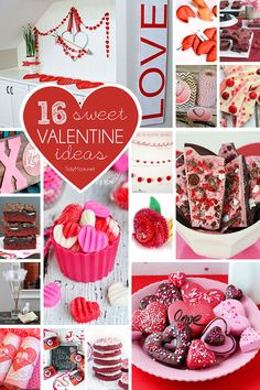 16 Sweet Ideas for V