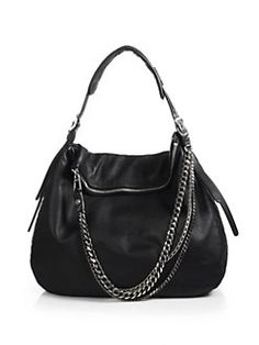 Jimmy Choo - Boho Large Shoulder Bag