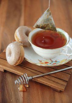 »♥«chá - Tea with Honey
