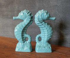 Seahorse salt & pepper shakers