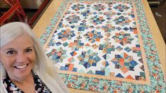Quilting Templates, Quilting Tutorials, Quilting Projects, Sewing Tutorials, Mystery, Modern Quilt Patterns, Fabric Patterns, Jordans, Fat Quarter Quilt