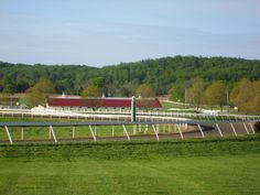 Sagamore Training Track & Barn