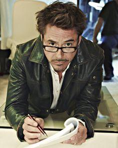 Imagine him as your physics teacher.