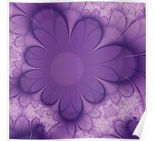 Poster. #flower #violet #spring #petal #nature #printing  #flora #colour #big #magnificent #decorative #petals #gentle #monophonic #ornament #stylish #structure #surprising