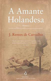 E de repente tive uma epifania - andava há dias a entrar nas livrarias em busca do único livro que me faltava comprar, da lista que fizera antes de vir até Portugal, e por coincidência, também o último livro que me faltava comprar de José Rentes de Carvalho; e de repente lá encontrei um exem