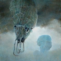 Zdzisław Beksiński Surreal Art