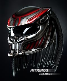 The original Predator helmet only for those who prefer quality.  Original #Predatorhelmet is: ✅  composite kevlar shell; ✅  safety officially tested and proved; ✅  ECE mark in each helmet; ✅  changeable visors (clear, dark, mirror); ✅  4 -channel ventilation.  Cost of the helmet depends on the configuration.  For the detailed description, please link to www.nitrinos.ru   Beware of fakes (protective mask)!