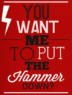 """Putting Mjolnir down might be a bit hard for him, cause like Tony said, """"He loves his hammer."""""""