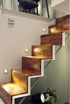 INTERIOR   Tiny Flexible Apartment - 16평 복층 아파트 :: 더하우스