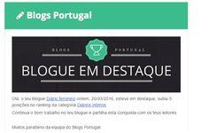 Diário feminino: Faço Parte do Blogs Portugal - Meu Blog Em Destaqu...