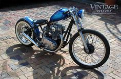 Yamaha XS650 - Vintage Customs