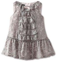 Biscotti Baby Girls' Nouveau Lace Ruffle Dress, Grey, 12 Months Biscotti http://www.amazon.com/dp/B0089IJD44/ref=cm_sw_r_pi_dp_CLBRvb0BGHJM7