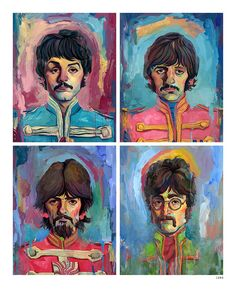 Sgt. Peppers Lonely Hearts Club Band by Rich Pellegrino
