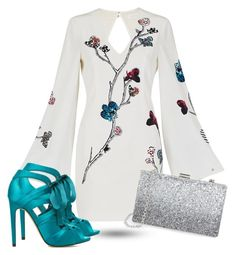 A fashion look from May 2016 featuring floral dresses, Sondra Roberts and shoedazzle sandals. Little Red Wagon, Shoe Dazzle, Polyvore, Fashion, Moda, Fashion Styles, Fashion Illustrations, Fashion Models