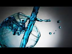 Splash Photography Technique - No Flash needed